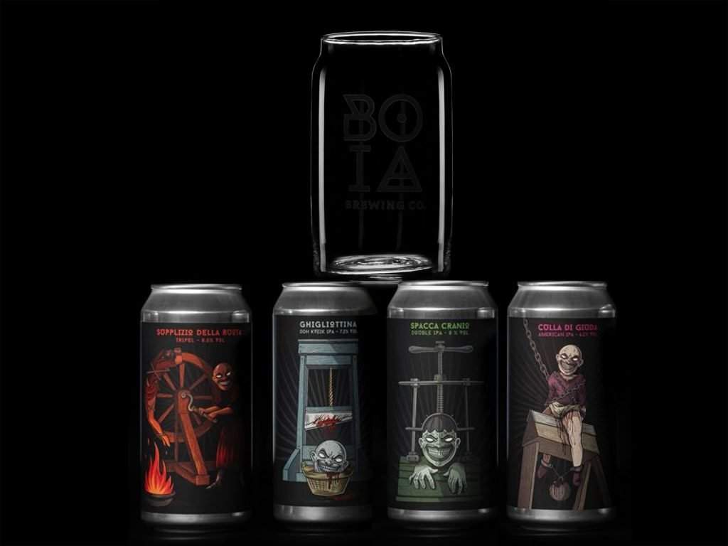 Boia Hard Selection boia brewing co