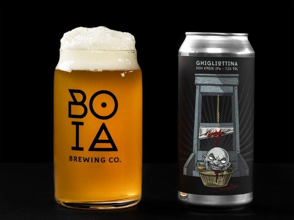 Ghigliottina boia brewing domodossola birre