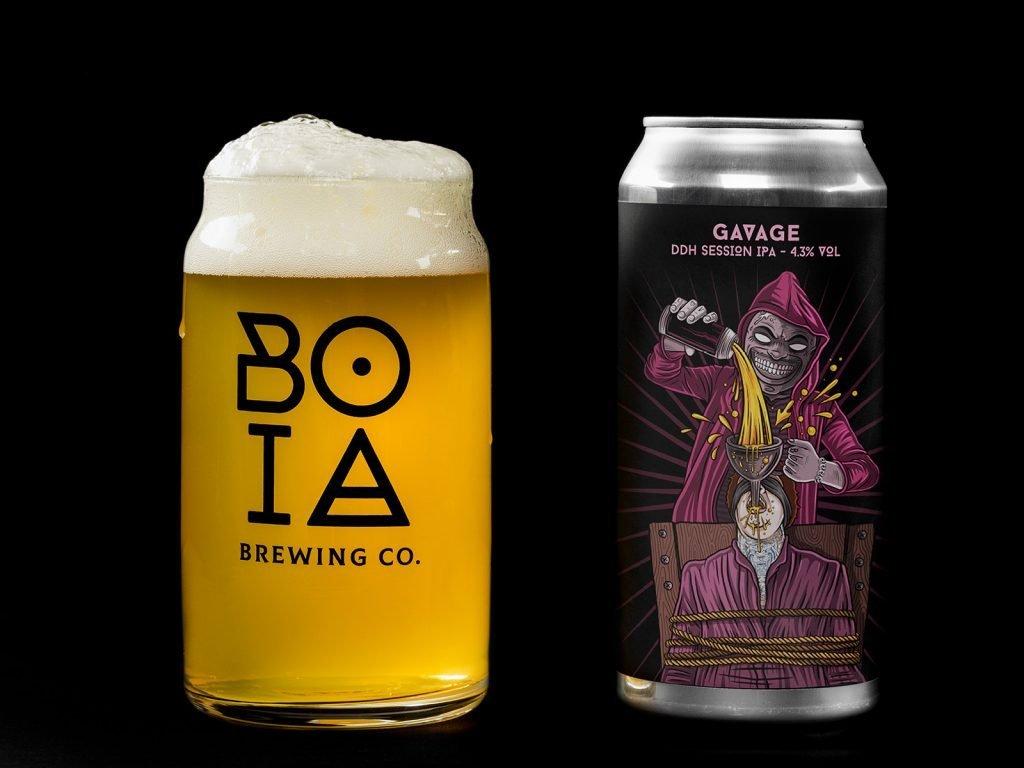 Gavage boia brewing birrificio